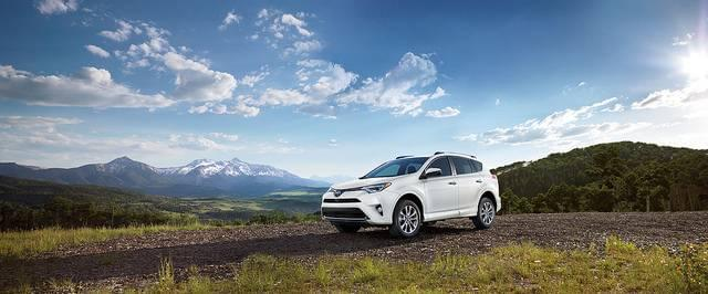 The 2017 Toyota RAV4