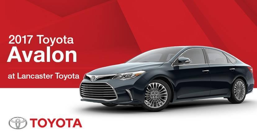 2017 Toyota Avalon - Lancaster Toyota - East Petersburg, PA