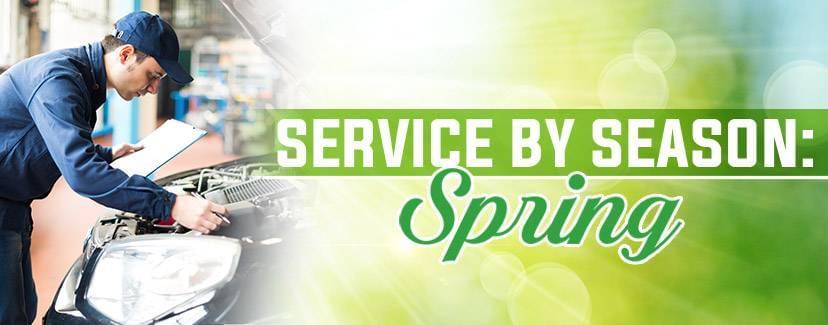 Service by Season: Spring | Lancaster Toyota | Lancaster, PA
