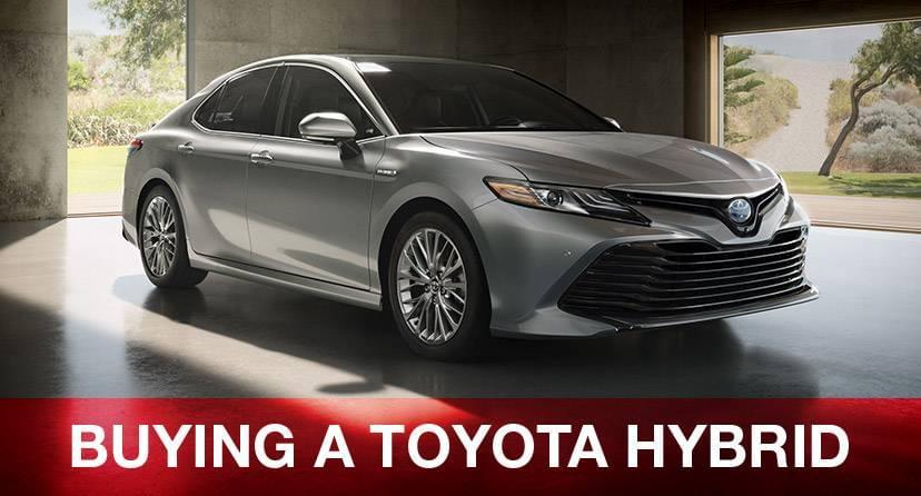 Buying a Hybrid