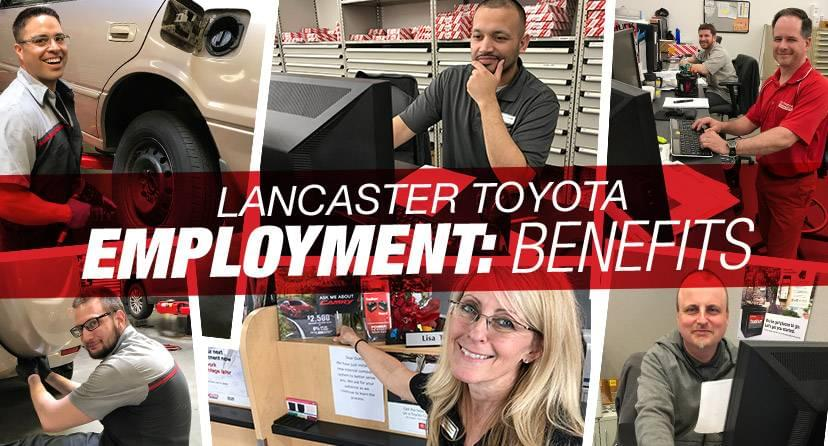 Lancaster Employment Benefits