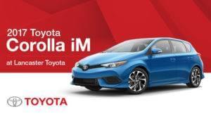 2017 Toyota Corolla iM in Lancaster, PA