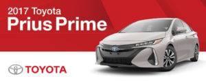 2017 Toyota Prius Prime at Lancaster Toyota