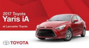 2017 Toyota Yaris iA in Lancaster, PA