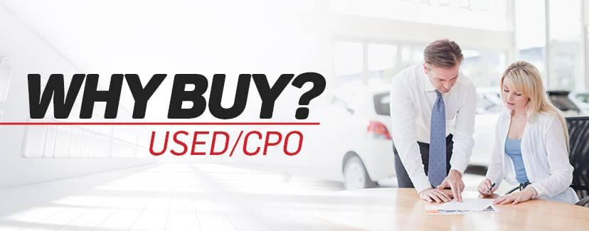 Why Buy Used/CPO at Lancaster Toyota