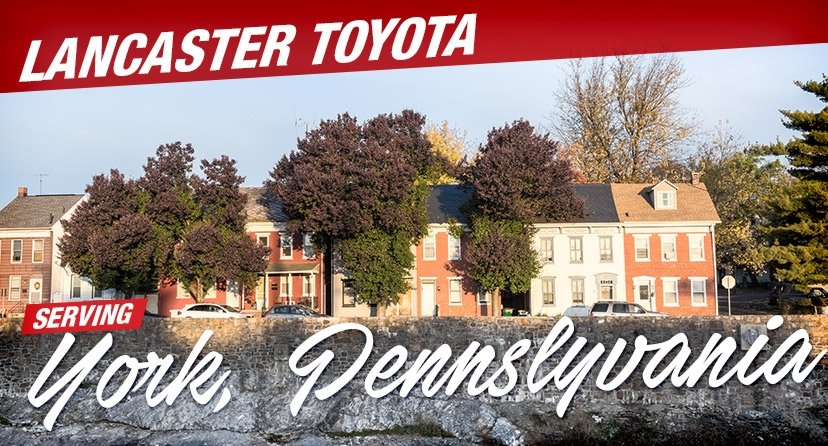 Lancaster Toyota: Serving York, Pennsylvania