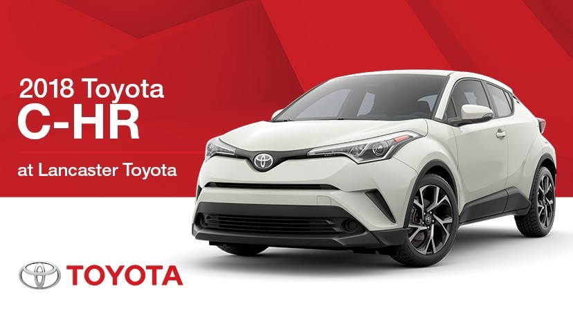 Toyota Lancaster Pa >> 2018 Toyota C Hr Lancaster Pa Lancaster Toyota