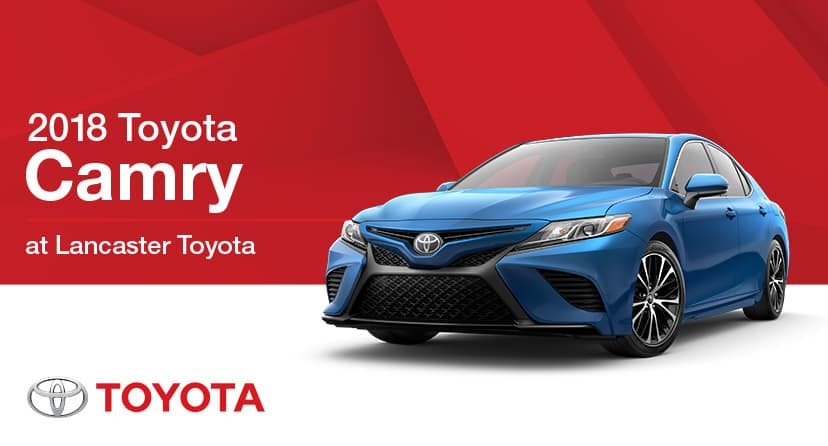 2018 Toyota Camry In Lancaster, PA