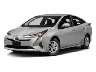 Toyota Prius Rental Image