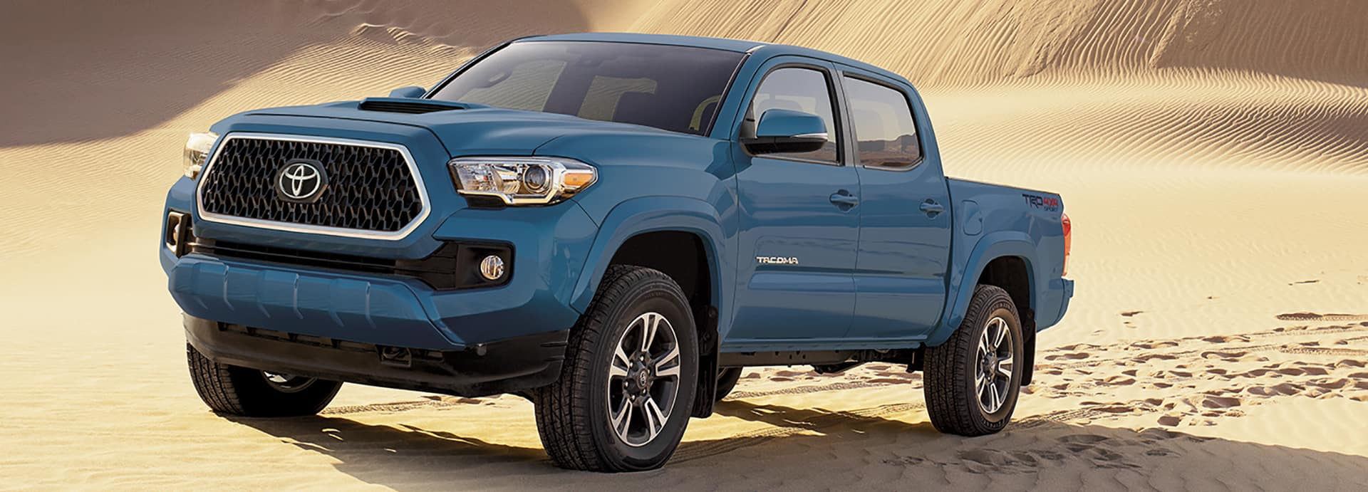 Introducing the All-New 2019 Toyota Tacoma | Lancaster Toyota