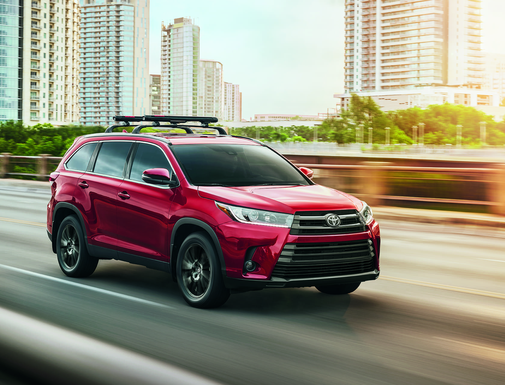Performance Features of the 2019 Toyota Highlander | Lancaster Toyota