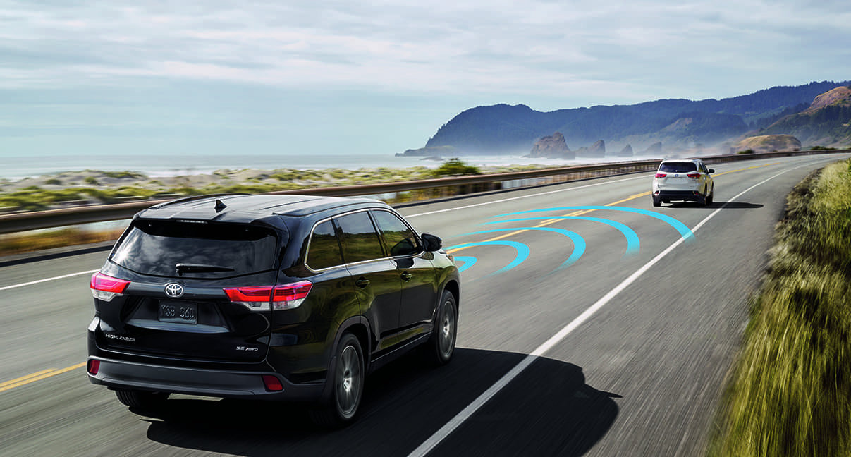 Safety Features of the 2019 Toyota Highlander | Lancaster Toyota
