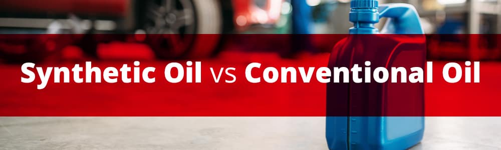 Synthetic Oil versus Conventional Oil at Lancaster Toyota in East Petersburg