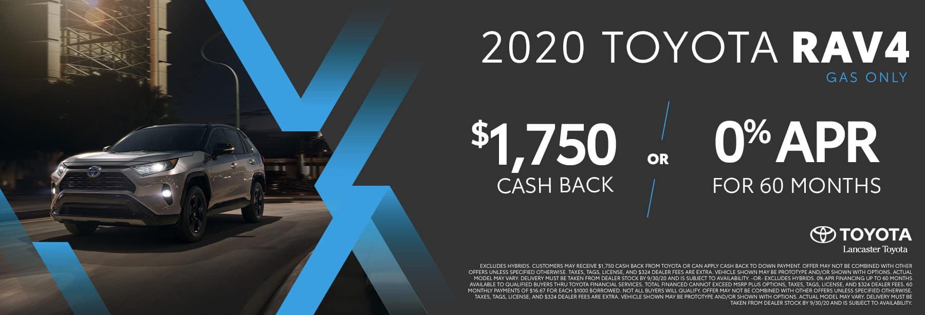 2020 RAV4