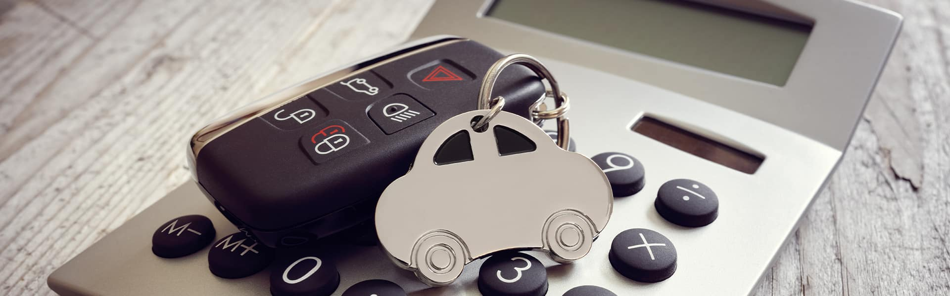 How APR is calculated in Lancaster at Lancaster Toyota | Car Keys and Calculator