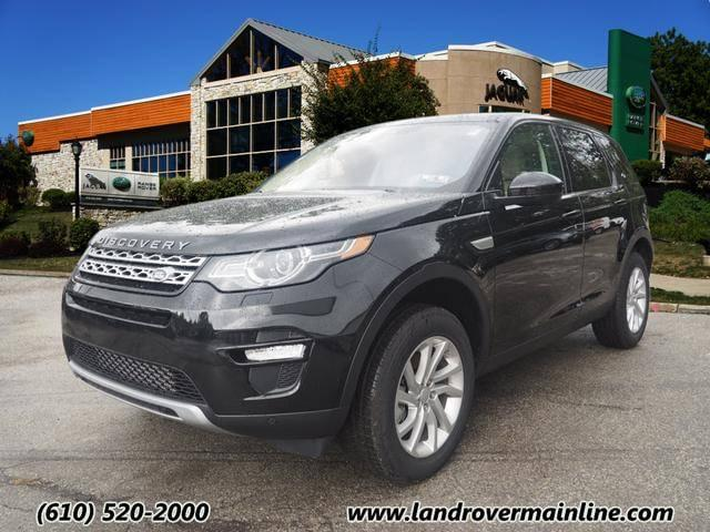 2017 LAND ROVER DISCOVERY SPORT HSE AWD