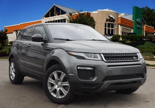 New 2017 Land Rover Range Rover Evoque SE Premium AWD