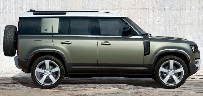 Defender | Land Rover of Schaumburg