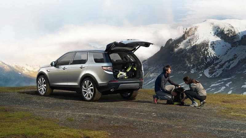 2019 Land Rover Discovery Sport Exterior
