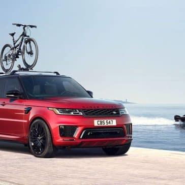 2019 Land Rover Range Rover Sport exterior features