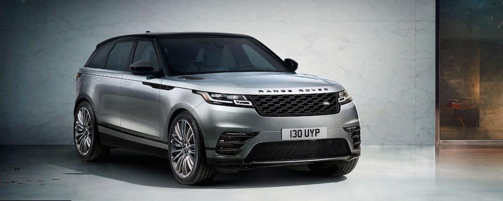 2019 Range Rover Velar in gray