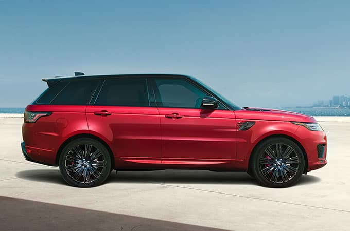 New 2020 Land Rover Range Rover Sport SE Diesel With Navigation & 4WD