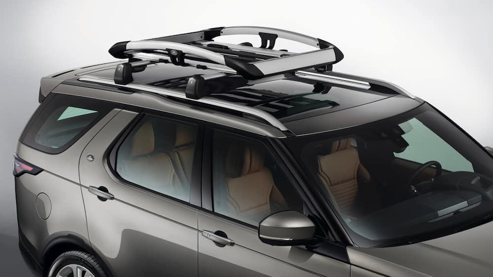 Land Rover Discovery Luggage Rack