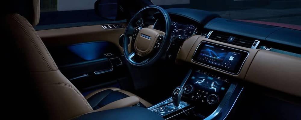 Range Rover Interior >> 2019 Range Rover Sport Interior Land Rover Willow Grove