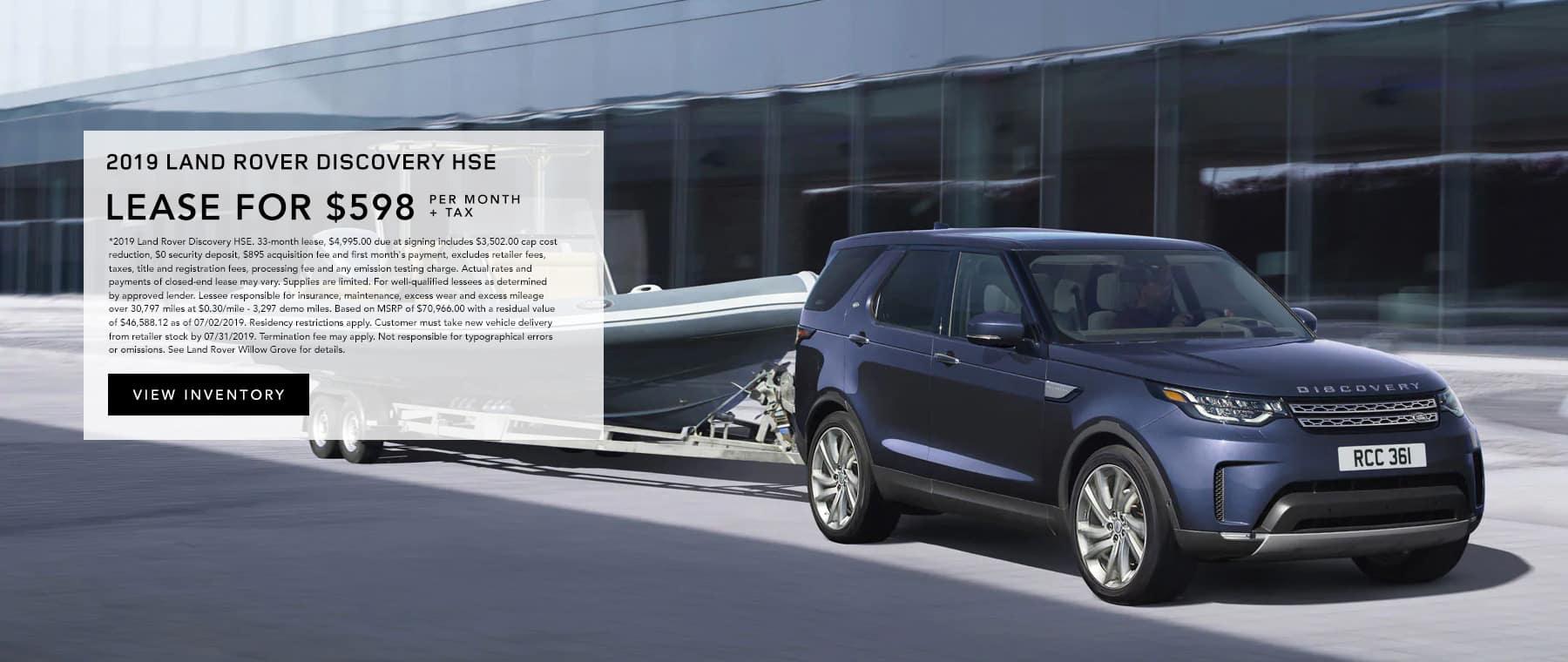 Luxury Auto Dealer In Pennsylvania Land Rover Willow Grove
