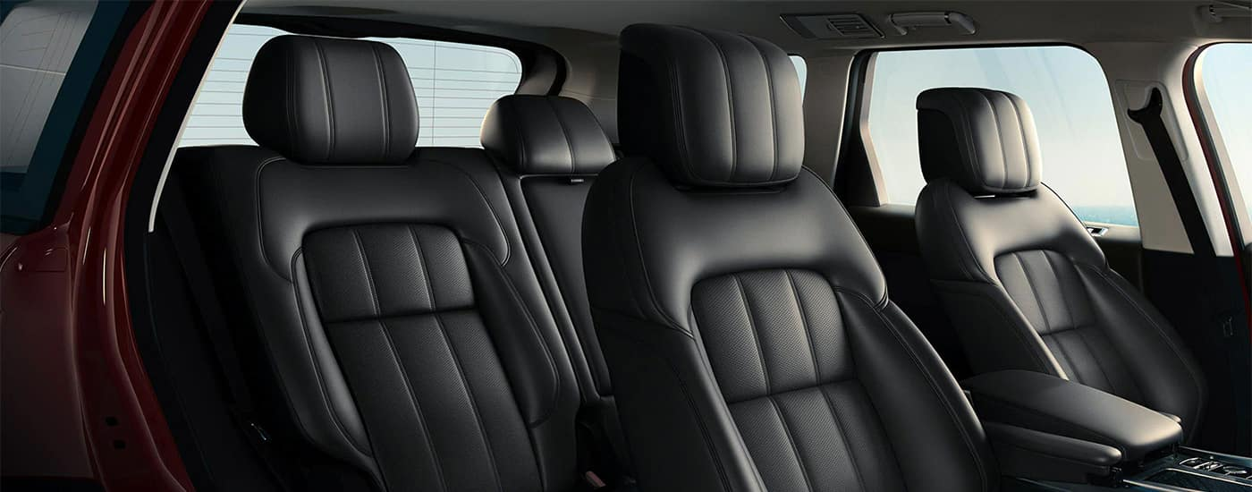 Land Rover Range Rover Sport Leather Seating