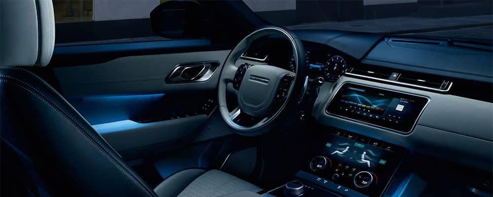 Range Rover Velar Interior Dashboard