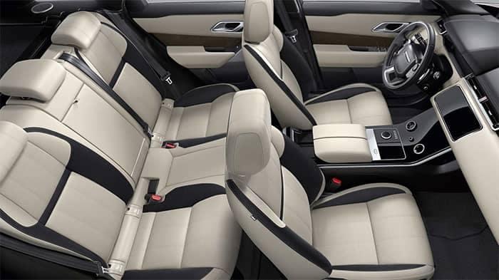Range Rover Velar Interior Seating
