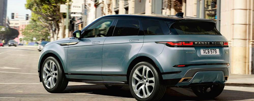 2021 Range Rover Evoque MPG | Land Rover SUV Gas Mileage ...