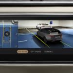 2021 Velar 3D Surround Camera display