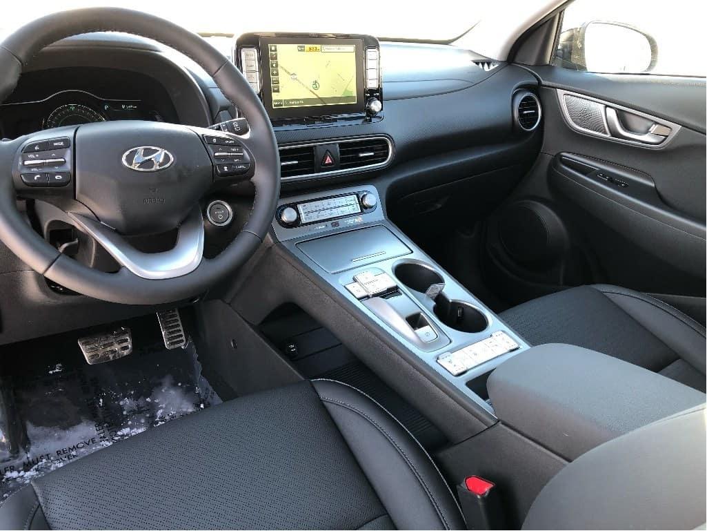 Hyundai Kona Elec