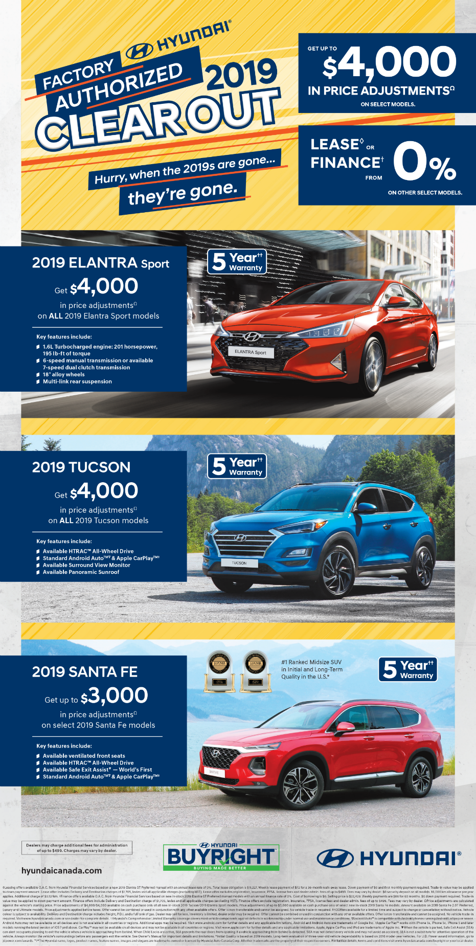 Current Offers & Promotions at Lauria Hyundai | Lauria Hyundai