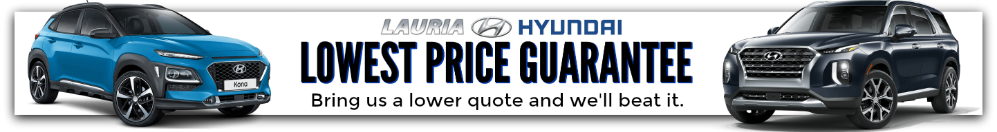 Lauria Hyundai New Car Banner