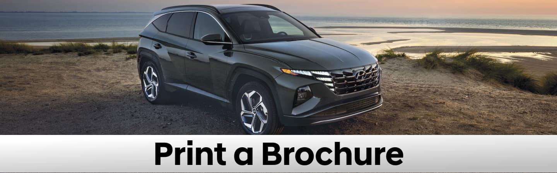 Print a new Hyundai Brochure at Home