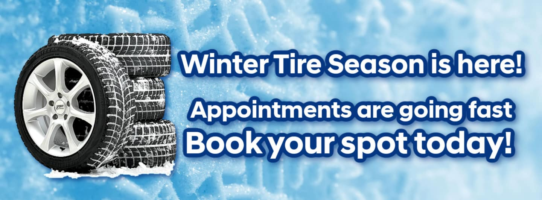 Winter Tires at Lauria Hyundai
