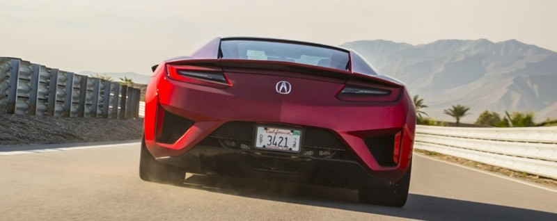 2017 Acura Nsx Review Price Amp Specs Fort Worth Tx