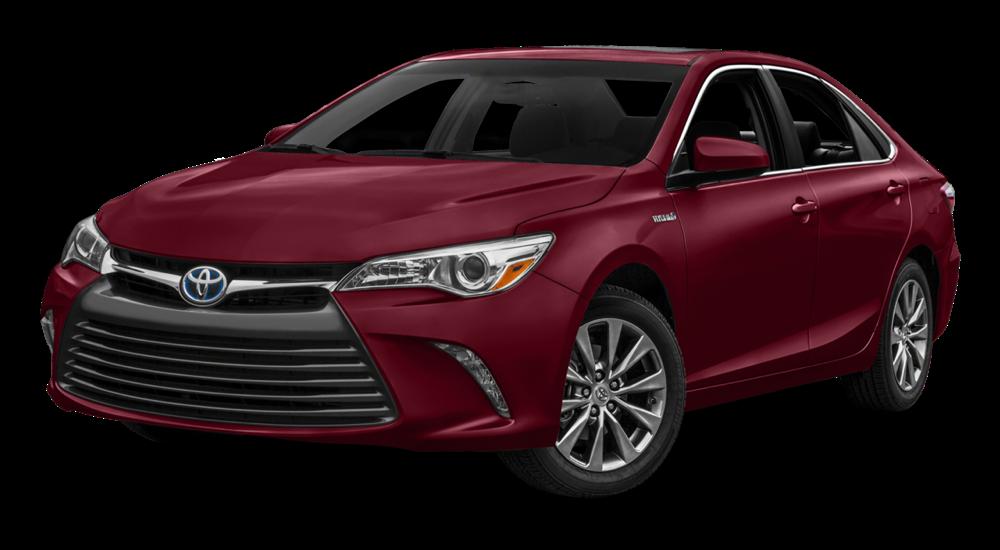 2017 Toyota Camry Hybrid dark exterior