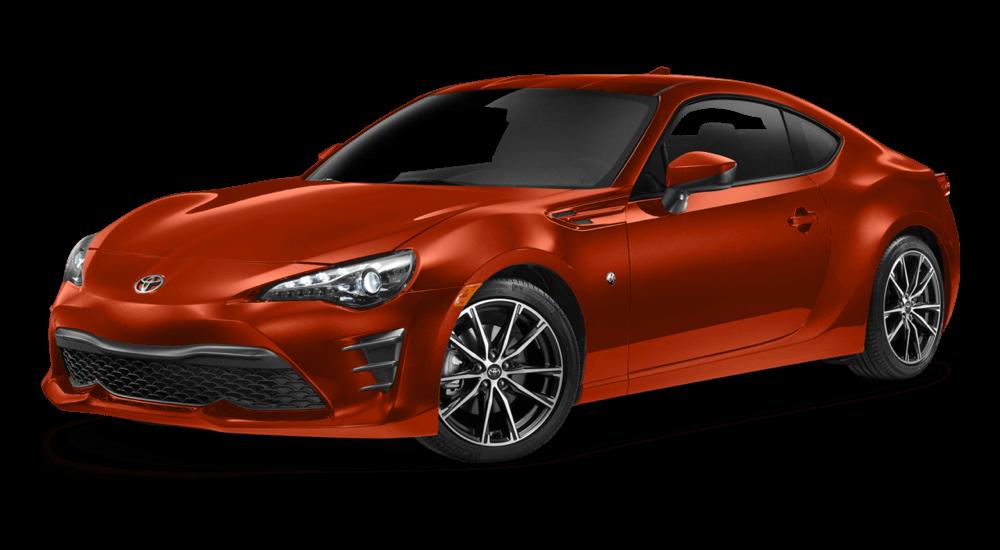 2017 Toyota 86 dark exterior