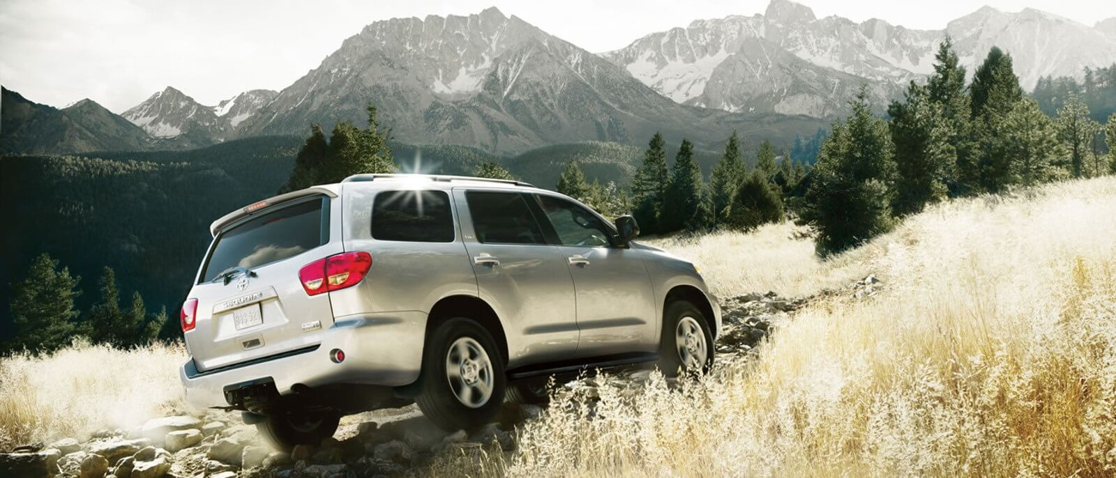 Tame The Outdoors In A 2017 Toyota Sequoia Sienna Rear Differential Support