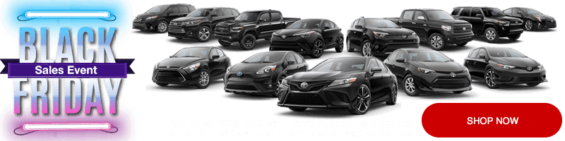 Marina del Rey Toyota Black Friday Sales Event