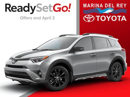 New Toyota Car Specials Near Los Angeles Marina Del Rey Toyota - Toyota prius lease deals los angeles