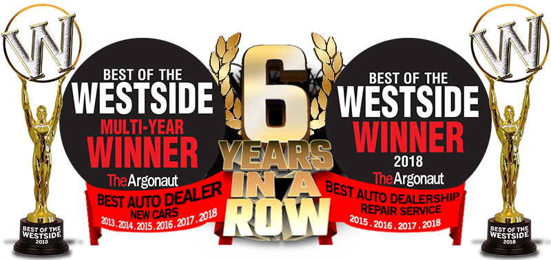 Best of the Westside 2018 Winner