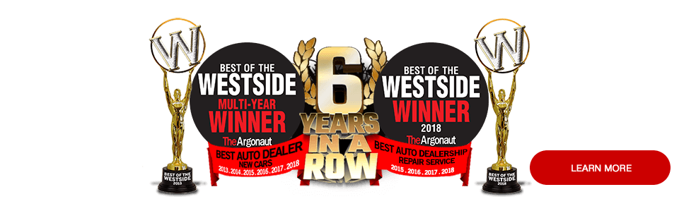 Best of the Westside Winner 2018