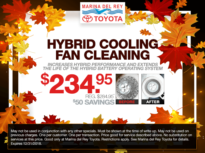 Hybrid Cooling Fan Cleaning $224.95