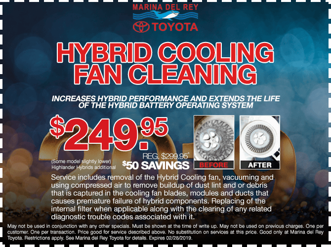 Hybrid Cooling Fan Cleaning $205.95