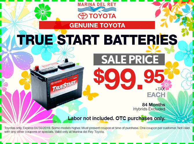 Genuine Truestart Battery $99.95 + Tax